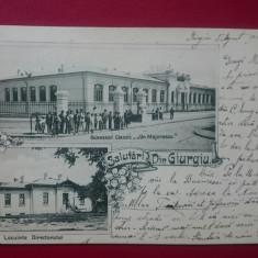 Salutari din Giurgiu Gimnasiul classic Ion Maiorescu