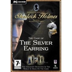Sherlock Holmes The Case of The Silver Earring