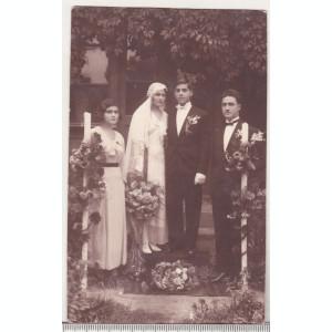 bnk foto - Fotografie de nunta - Foto Mihail G Ioan Turnu Magurele interbelica