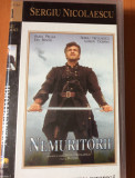 NEMURITORII  - Film CASETA VIDEO VHS