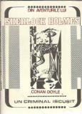 Din aventurile lui Sherlock Holmes - Conan Doyle ( Un criminal iscusit )