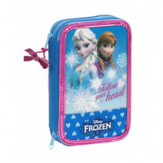 Penar Anna si Elsa dublu echipat