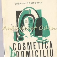 Cosmetica La Domiciliu - Ludmila Cosmovici