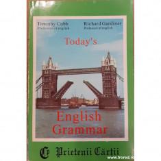 Today's english grammar