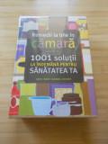 READER'S DIGEST--1001 DE SOLUTII LA INDEMANA PENTRU SANATATEA TA