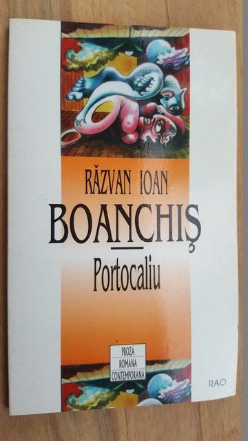 Portocaliu- Razvan Ioan Boanchis