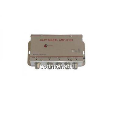 Amplificator Semnal TV Spliter 4 Iesiri 8830D4T 20dB foto