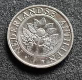 Antilele Olandeze 25 cent centi 1996, America Centrala si de Sud