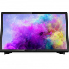 Televizor Philips LED 22PFS5403 55cm Full HD Black, 56 cm