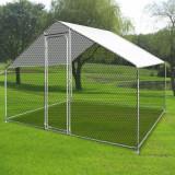 Tarc, solar, garaj, incintă pentru animale de companie 3m 2m 2m Zipper