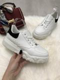 Adidasi dama albi cu platforma marime 37, 38, 39, 40+CADOU