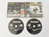 Joc Sony Playstation 1 PS1 PS One - Amerzone, Single player, Actiune, Toate varstele