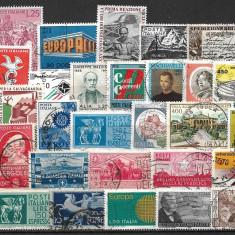 5820 lot timbre Italia