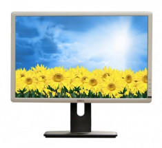 Monitor 22 inch LED, DELL P2213, Silver & Black, Display Grad B foto