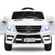 Kinderauto Mercedes ML350 2x25W STANDARD 12V ALB