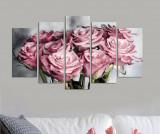 Set 5 tablouri Roses, Charm