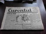 Ziarul Curentul , director Pamfil Seicaru , 13 mai nr.1894/1933