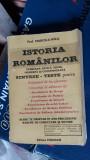 ISTORIA ROMANILOR PERIOADA ANTICA MEDIE MODERNA SI CONTEMPORANA MARCELA NICA