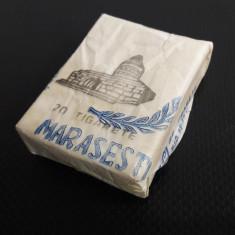 pachet vechi de tigari Marasesti (nu contine tigari)