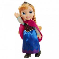 Cumpara ieftin Papusa Disney Frozen Anna cu rochie noua