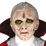 Masca Dracula, latex
