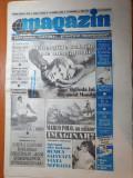 Ziarul magazin 13 iunie 1996-art despre s.stallone,pavarotti si marilyn monroe
