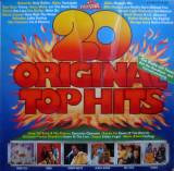 VINIL SELECTII  Various – 20 Original Top Hits VG+