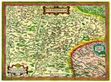 Harta Transilvania 1566  