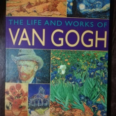THE LIFE AND WORKS OF VAN GOGH - MICHAEL HOWARD
