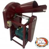 Cumpara ieftin Tocator electric pentru furaje, lucerna, coceni, Vivatechnix VMD-1021, putere 2.2 kW, max 500 kG/h