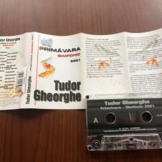 tudor gheorghe primavara simfonic caseta audio muzica folk Illuminati Creatio