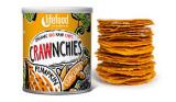 Chips Crawnchies cu dovleac si turmeric raw bio 30g
