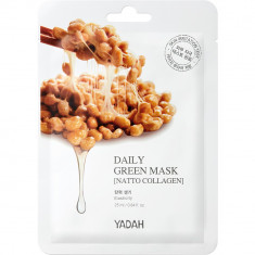 Daily Green Masca de fata natto collagen 25 ml
