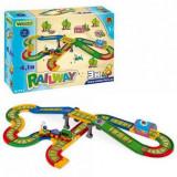 Jucarie Cale ferata Kid Cars 3.1 m-WADER J05897