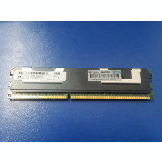 Memorie server 4GB 2Rx4 DDR3 PC3-10600R HP P/N: 500203-061