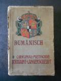 GHITA POP, G. WEIGAND - ORIGINAL METHODE TOUSSAINT LANGENSCHEIDT. RUMANISCH 1856