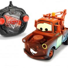 Masinuta cu telecomanda Disney Cars 3 Turbo Racer Mater - Bucsa