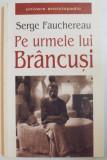 Pe urmele lui Brancusi  / Serge Fauchereau