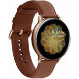 Smartwatch Samsung Galaxy Watch Active 2 2019 44mm Gold Leather Brown