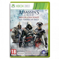 Assassin's Creed The American Saga Collection XB360