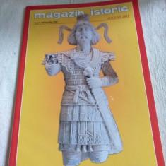 MAGAZIN ISTORIC NR. 8 (581) - AUGUST 2015