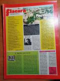 flacara 25 octombrie 1975-art.si foto orasul dej,clopotiva hateg,halele ploiesti