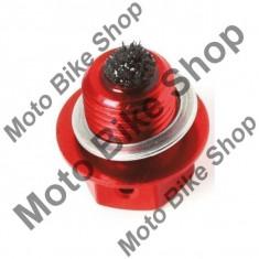 MBS Buson golire ulei cu magnet Zeta Suzuki RMZ250/07-11, rosu, Cod Produs: DF581413AU