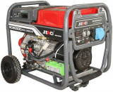 Cumpara ieftin Generator Curent Electric Senci SC8000DE, 7000W, 230V, AVR inclus, Motor diesel