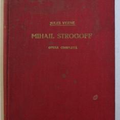 MIHAIL STROGOFF DE LA MOSCOVA LA IRKUTSK de JULES VERNE VOL.I