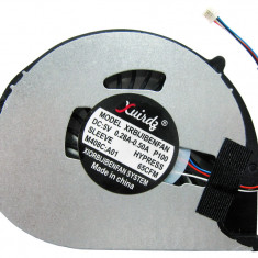 Cooler ventilator compatibil laptop Acer Aspire S3-391 cu 4 pini