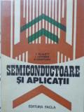 SEMICONDUCTOARE SI APLICATII-Z. SCHLETT I. HOFFMAN A. CAMPEANU