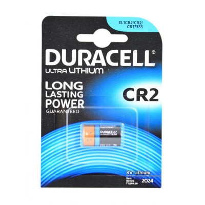 Baterie Duracell Lithium CR2 / 3V foto