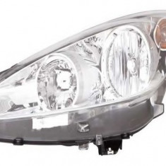 Far Peugeot 308 (4), 04.2011-12.2013, Peugeot Rcz, 01.2013-, Electric, tip bec H1+H7, omologare ECE, cu motoras, cu lumini de zi, 6206X6; 9674039780,