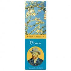 Semne de carte arta Van Gogh copac inflorit